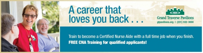 FREE CNA Training for Qualified Applicants!